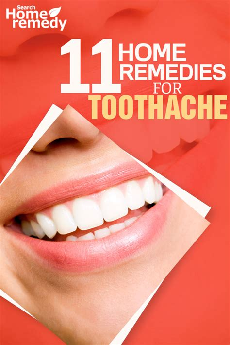 11 home remedies for toothaches treatments