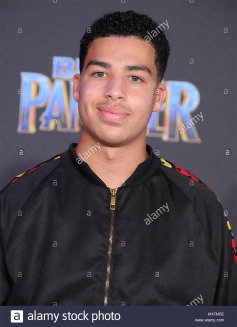 marcus scribner 2018 los angeles california usa 29th jan 2018 actor marcus