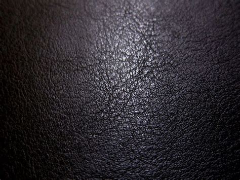 black leather for upholstery faux leather fabric in lambskin pattern black half yard