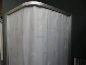 box doccia tenda 75x90 argento a cegine kijiji