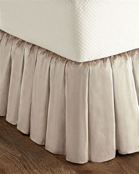 taupe bed skirt taupe bed skirt 28 images taupe khaki tailored