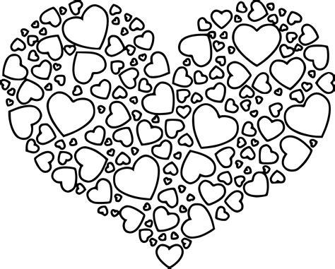 Coloriage Emoji Coeur Dessin A Imprimer