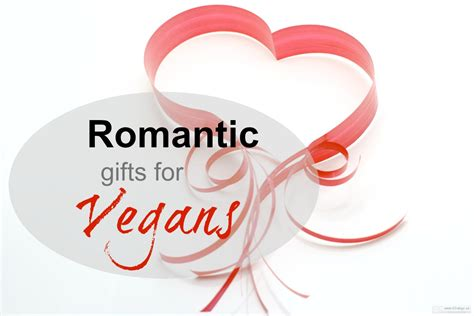 surprise gifts romantic gifts for vegans