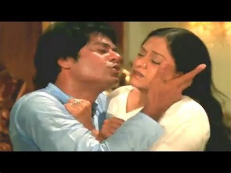 bedroom comedy jagdeep in aruna s bedroom ghazab comedy scene youtube