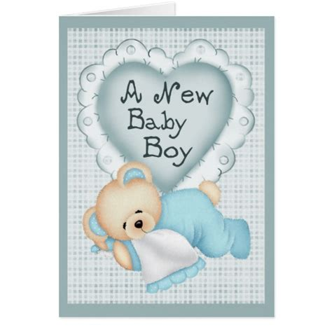 Template Baby Boy Card by Greetings For New Born Baby New Calendar Template Site
