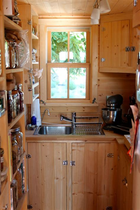 Tiny House Kitchen Ideas by Our Tiny House Tiny House Swoon