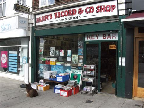 Road Records Mapped The Best Record Shops In Londonist