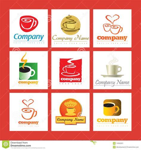 coffee company coffee company logos stock vector image of cafe isolated
