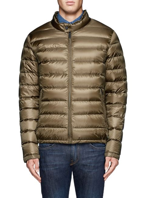 Scotch And Soda Quilted Jacket by Scotch Soda Quilted Jacket In Green For Lyst