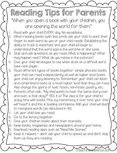 Parent Letter For Reading At Home Best 25 Parent Letters Ideas On Letter To Parents Kindergarten Parent Letters And