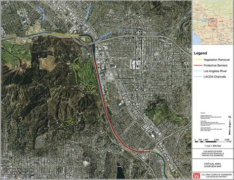 Section 408 Usace by Los Angeles District Gt Missions Gt Emergency Management Gt El Nino