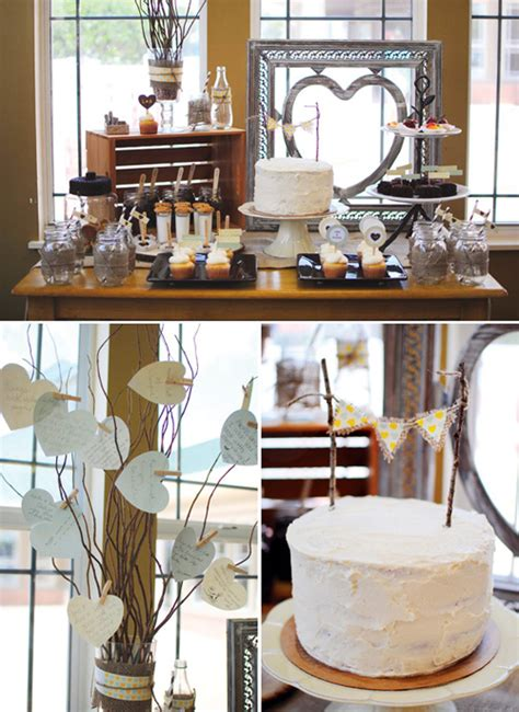 bridal shower ideas and inspiration