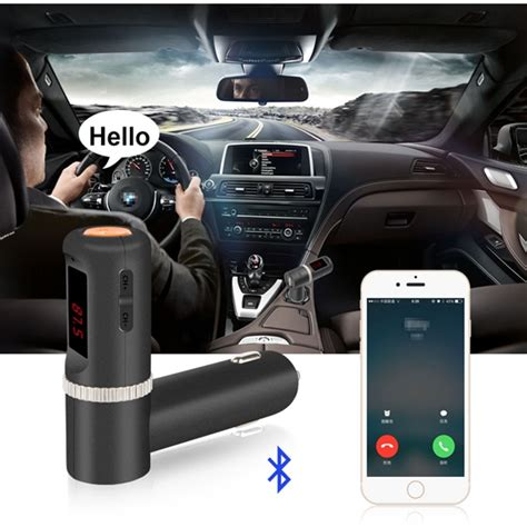 Bc08 Car Fm Transmitter Bluetooth Player Car Kit Dual U Limited bc08 fm transmitter bluetooth player car kit dual usb charger mp3 alex nld