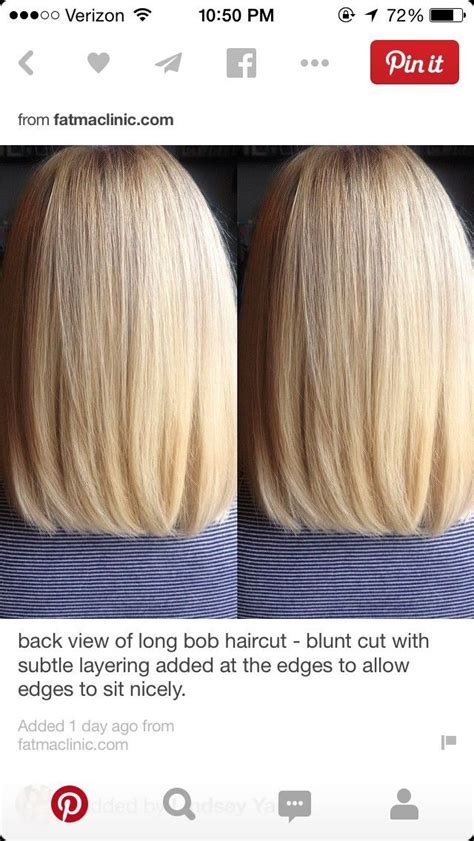 back views of blunt haircuts 25 best ideas about blunt cuts on pinterest blunt bob