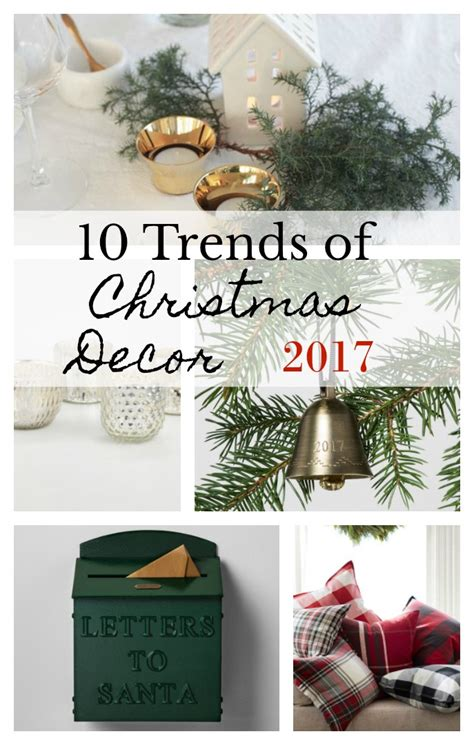 christmas trends 2017 10 trends of christmas decorations 2017 seeking lavendar