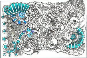 Psychedelic Art Angela Porter Artist