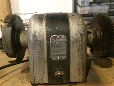 thor bench grinder photo index thor power tool co speedway mfg co