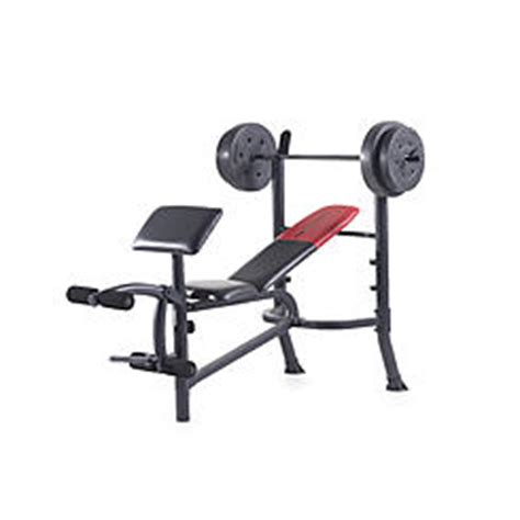 weider pro 265 weight bench weight benches workout benches sears