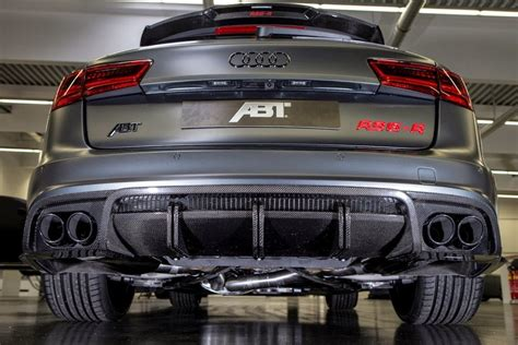 audi rs6 abt price 730hp audi rs6 r avant by abt 2017 2018 price and reviews