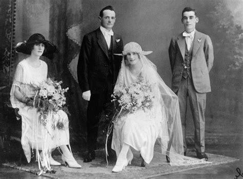 Hochzeit 20er by File Statelibqld 1 80359 Queensland Wedding Ca