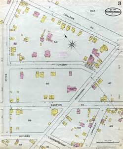 sanborn insurance maps ohio images