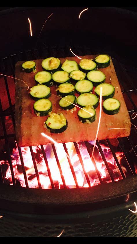 big himalayan salt l himalayan salt block on the big green egg loved this