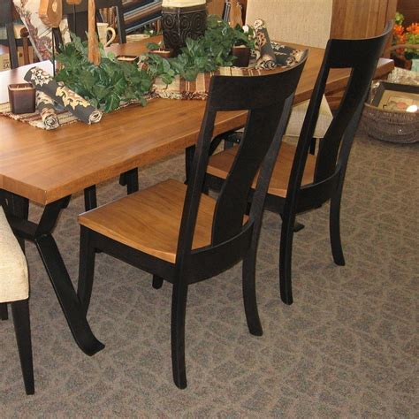 dining table maple dining table 42 quot x 84 quot live edge dining table shown in wormy maple