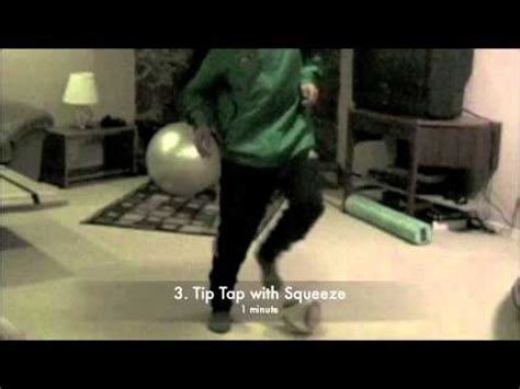 how to improve your soccer dribbling skills at home