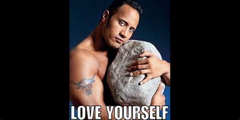 Meme Johnson - happy birthday dwayne the rock johnson