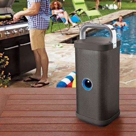 Big Blue Party? Indoor Outdoor Bluetooth Speaker  super