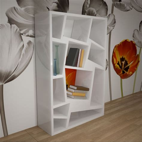 scaffali per libreria christie libreria scaffalatura moderna arredamento futuristico