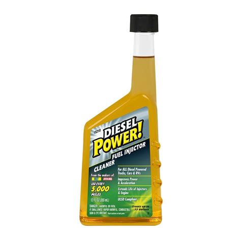 Nx 5000 Injection Cleaner diesel power 15210 fuel injector cleaner 12 fl oz automotive