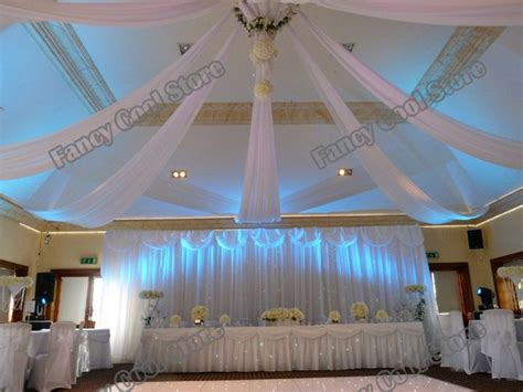 cheap draping fabric for wedding online get cheap white draping fabric aliexpress com