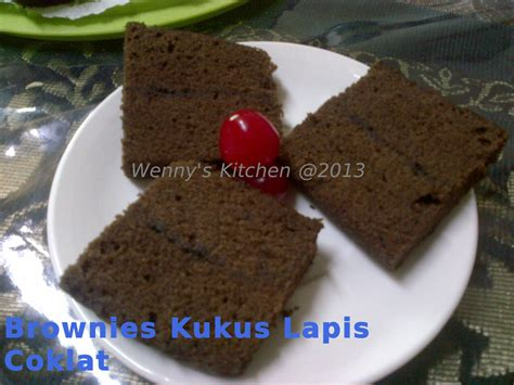 coklat blackforest dezaan 100gr from my kitchen brownies kukus lapis coklat