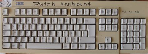 Nederlands toetsenbord, Dutch Keyboard   jjb's fotoproject