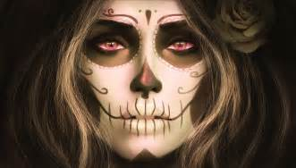 Halloween Photo Backdrop Day Of The Dead Wallpaper Hd