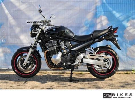 Suzuki Gsf1200 2007 Suzuki Gsf1200 Bandit Abs