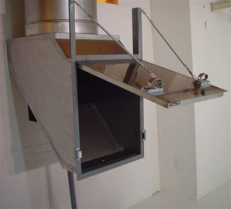Floor Insulation by Linen Chutes Chutes International