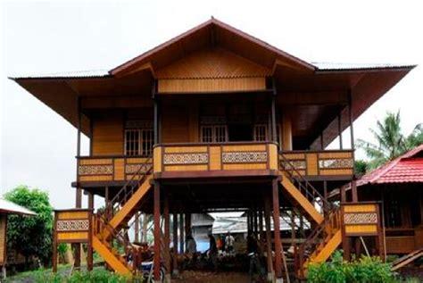 Ac Rumah traditional house of belah bubung beautiful indonesia umm