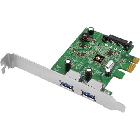 Siig Firewire 2 Port Pcie siig usb 3 1 2 port pcie host adapter 1x type a ju