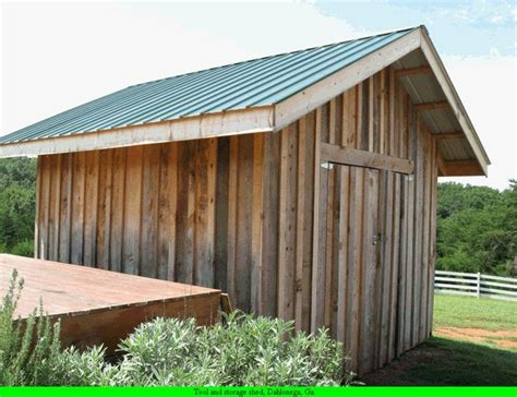 Shed Roof Extension by Tool And Equipment Shed Dahlonega Ga Workshops Garage