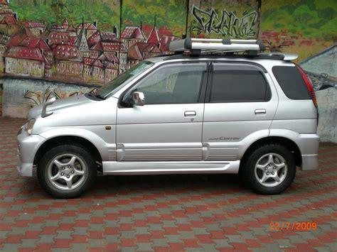 daihatsu terios 2000 2000 daihatsu terios for sale 1300cc gasoline