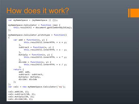 javascript prototype pattern private variables javascript design patterns