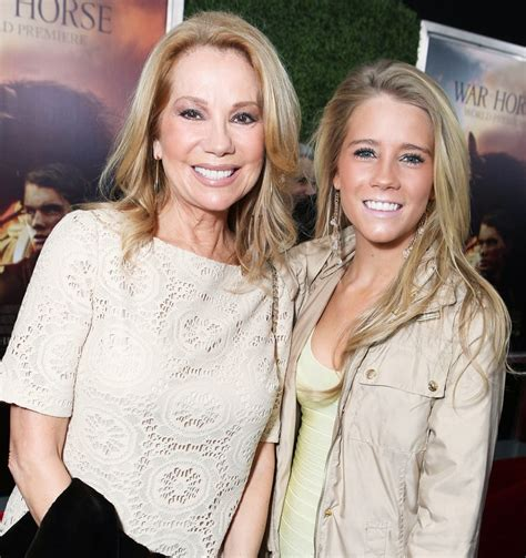 kathie lee gifford doing now kathie lee s daughter cassidy in horror movie kris jenner