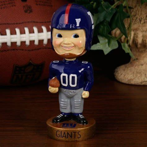 bobblehead news 17 best images about ny giants bobbleheads on