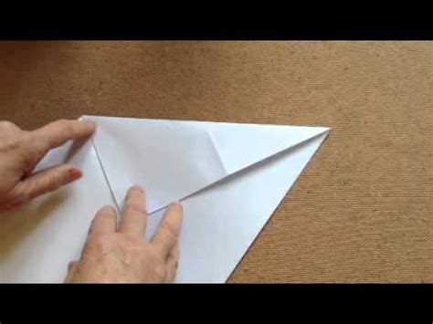 How To Make A Pyramid Out Of Paper Mache - paper folding a tetrahedron pyramid for the origami