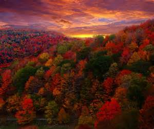 asheville fall colors fall color season will likely avoid hurricane s wrath