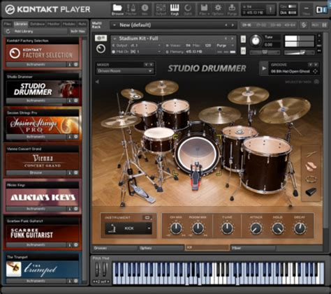 download kontakt 5 full version native instruments kontakt 5 player download