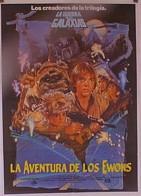 la aventura de aventura de los ewoks la