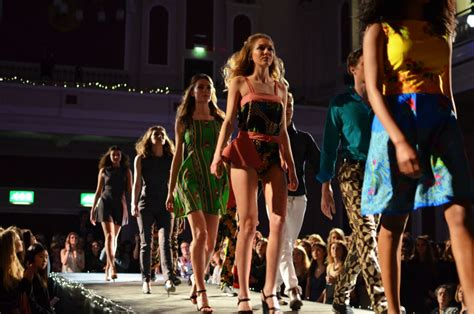 School Of Fashion Exhibiton Mba Exhibition by Cambridge Charity Fashion Show Review